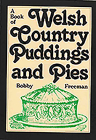 A Book of Welsh Country Puddings and Pies Cover Image