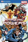Marvel Heroes Amazing Powers Cover Image
