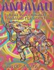 Libri da colorare animali per adulti - Grande stampa - Animali Cover Image