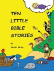 Ten Little Bible Stories Cover Image