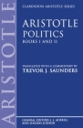 Politics: Books I and II (Clarendon Aristotle) Cover Image