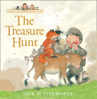 The Treasure Hunt (a Percy the Park Keeper Story) Cover Image