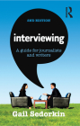 Interviewing: A Guide for Journalists and Writers Cover Image