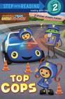Top Cops [With Sticker(s)] Cover Image
