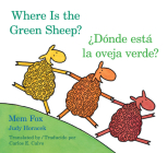 Donde esta la oveja verde?/Where Is the Green Sheep? Cover Image