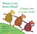 Donde esta la oveja verde?/Where Is the Green Sheep? Cover Image