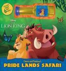Disney The Lion King Timon and Pumbaa's Pride Lands Safari Cover Image