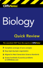 CliffsNotes Biology Quick Review Third Edition Cover Image