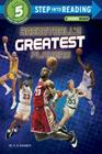 Basketball's Greatest Players (Step into Reading) Cover Image