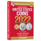 Redbook 2022 Us Coins Hidden Wiro Cover Image