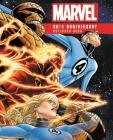 Marvel 80th Anniversary Postcard Book Cover Image
