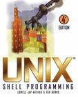 Unix Shell 4E w/OL Cover Image