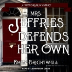 Mrs. Jeffries Defends Her Own (Victorian Mystery #30) Cover Image