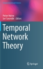 Temporal Network Theory (Computational Social Sciences) Cover Image