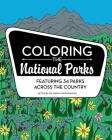 Coloring the National Parks Cover Image