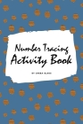 Number Tracing Activity Book for Children (6x9 Coloring Book / Activity Book) Cover Image