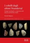 I coltelli degli ultimi Neandertal: Strategie tecnologiche e comportamentali alla fine del Paleolitico Medio (International #3025) Cover Image
