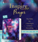 Inspire Prayer Bible NLT (Softcover): The Bible for Coloring & Creative Journaling Cover Image