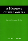 A Harmony of the Gospels Cover Image
