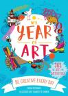 My Year of Art Cover Image