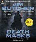 Death Masks (Dresden Files #5) Cover Image