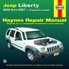 Jeep Liberty 2002 Thru 2007 Cover Image