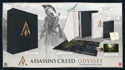 Assassin's Creed Odyssey: Official Platinum Edition Guide Cover Image
