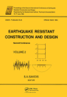 Earthquake Resistant Construction and Design II, Volume 2: Proceedings of the Second International Conference, Berlin, 15-17 June 1994, 2 Volumes Cover Image