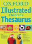 Oxford Illustrated Children's Thesuraus Cover Image