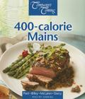 400-Calorie Mains (Healthy Cooking) Cover Image