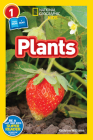 National Geographic Readers: Plants (Level 1 Co-reader) Cover Image