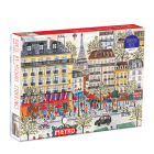 Michael Storrings Paris 1000 Piece Puzzle Cover Image