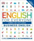 English for Everyone: Business English, Libro de estudio: Curso completo de autoaprendizaje Cover Image