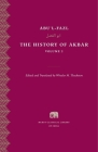 The History of Akbar (Murty Classical Library of India #6) Cover Image