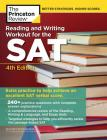 Reading and Writing Workout for the SAT, 4th Edition (College Test Preparation) Cover Image