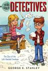 The Clue of the Left-Handed Envelope (Third-Grade Detectives #1) Cover Image