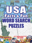USA Facts & Fun Word Search Puzzles Cover Image