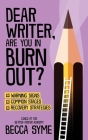 Dear Writer, Are You In Burnout? Cover Image