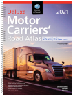Rand McNally 2021 Deluxe Motor Carriers' Road Atlas Cover Image