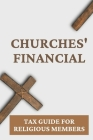 Churches' Financial: Tax Guide For Religious Members: Churches' Financial Cover Image