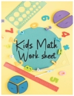 Kids Math Worksheet: Brain Games for Clever Kids, Puzzles to Exercise Your Mind (8.5 inch an 11 inch) Cover Image