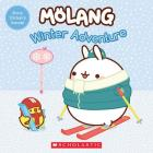 Winter Adventure (Molang) Cover Image