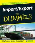 Import/Export For Dummies Cover Image