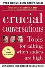 Crucial Conversations: Tools for Talking When Stakes Are High Cover Image