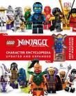 LEGO NINJAGO Character Encyclopedia, Updated Edition: New Exclusive Jay Minifigure Cover Image