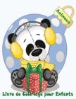 Animaux Livre de Coloriage pour Enfants: Livre de coloriage pour enfants de 2 ans à 8 ans, une grande varièté d'animaux que l'enfant devrait connaitre Cover Image