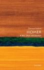 Homer: A Very Short Introduction (Very Short Introductions) Cover Image