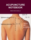 Acupuncture Notebook Cover Image