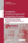 Foundations of Software Science and Computation Structures: 24th International Conference, Fossacs 2021, Held as Part of the European Joint Conference Cover Image