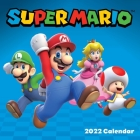 Super Mario 2022 Wall Calendar Cover Image